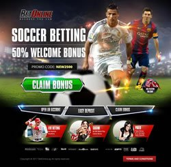 Betonline Soccer Betting