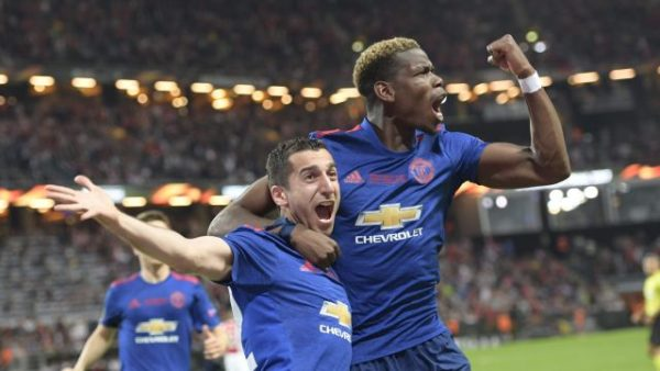 Manchester United Wins Europa Final