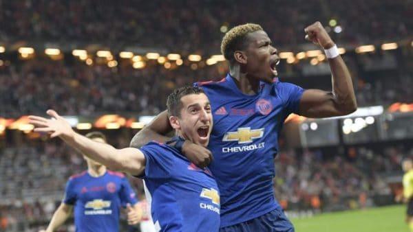 Manchester United Wins Europa Final